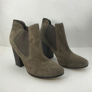 Bjorndal gray booties